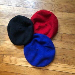 Berets- 3 colors